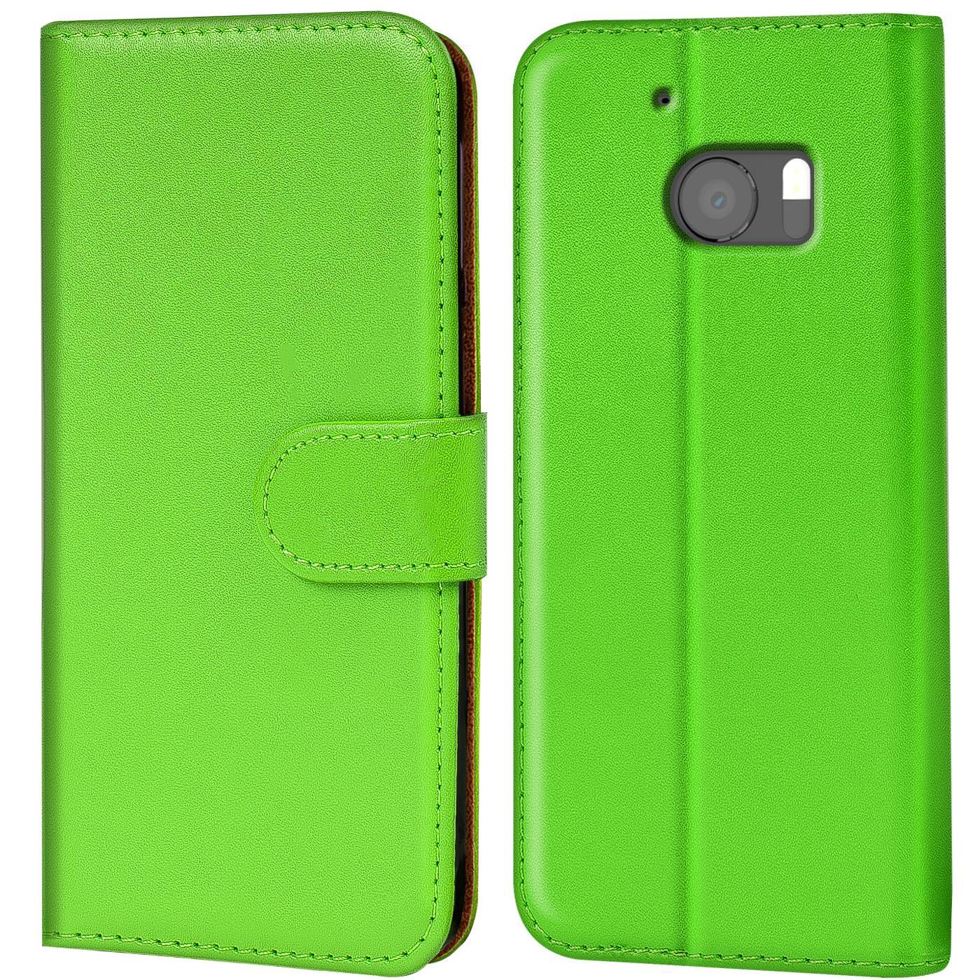 Handyhülle für HTC Flip Case Hülle Schutzhülle Book Cover Tasche Handy Schale