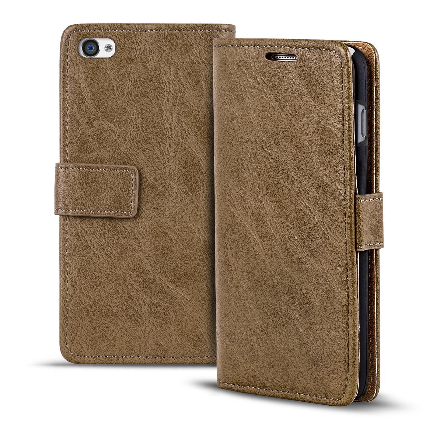 cheap for discount c7daf 3c8d1 Details about Pouch Apple Iphone 4 S Flip Cover Case Case Wallet Premium  Case
