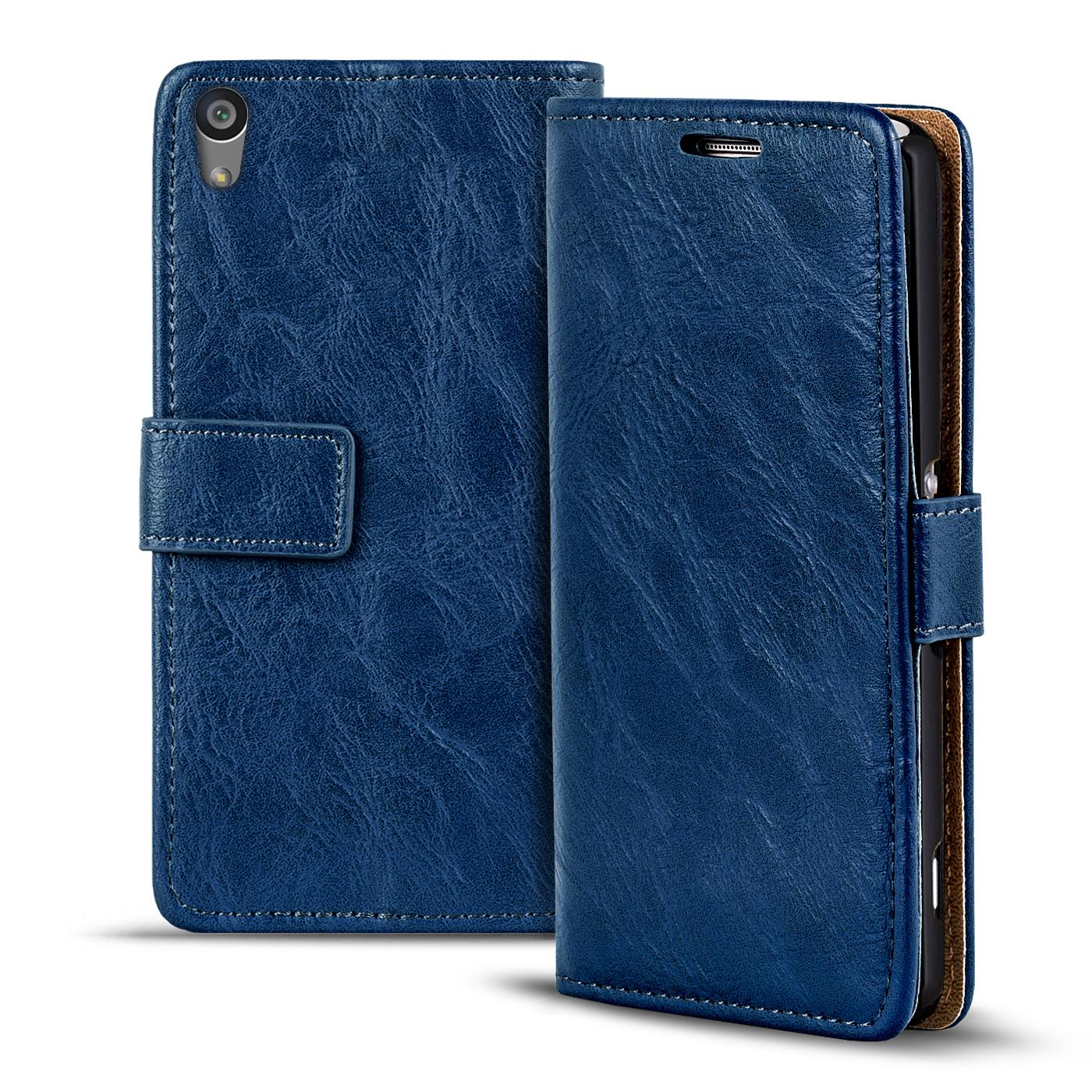 best authentic 55aa4 9d198 Details about Pouch Sony Xperia Z2 Flip Cover Case