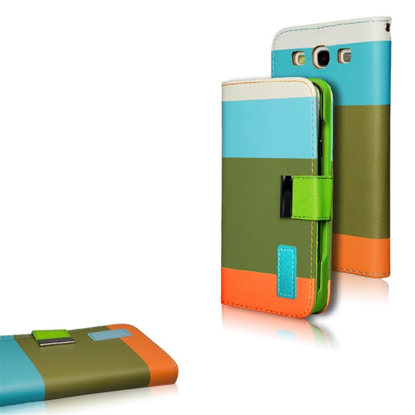 About Colours 3 Samsung Galaxy Flip Details A700 Premium Blue Case Cover A7 dBerxoC