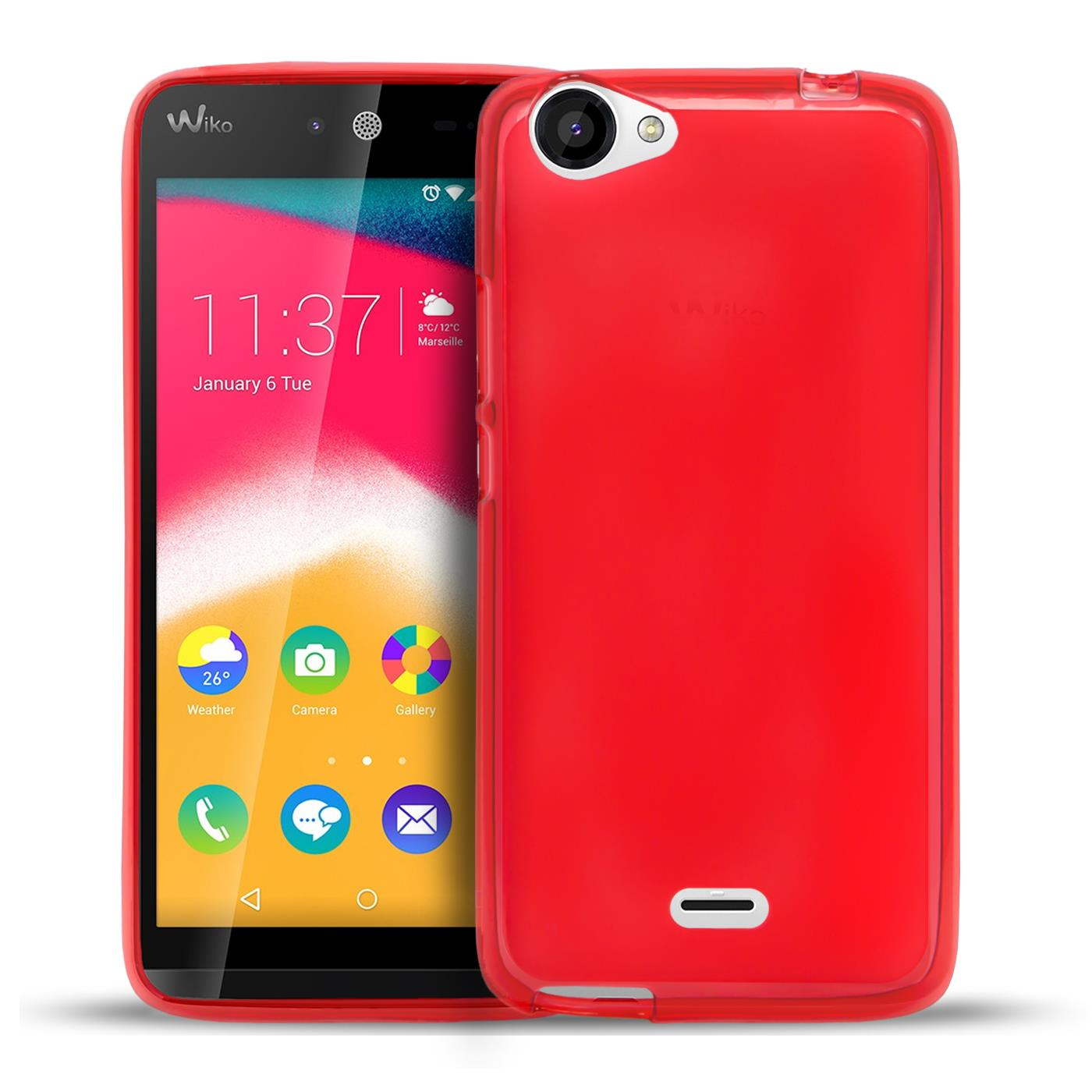 Details about Case Wiko Rainbow Jam Case Silicone Case