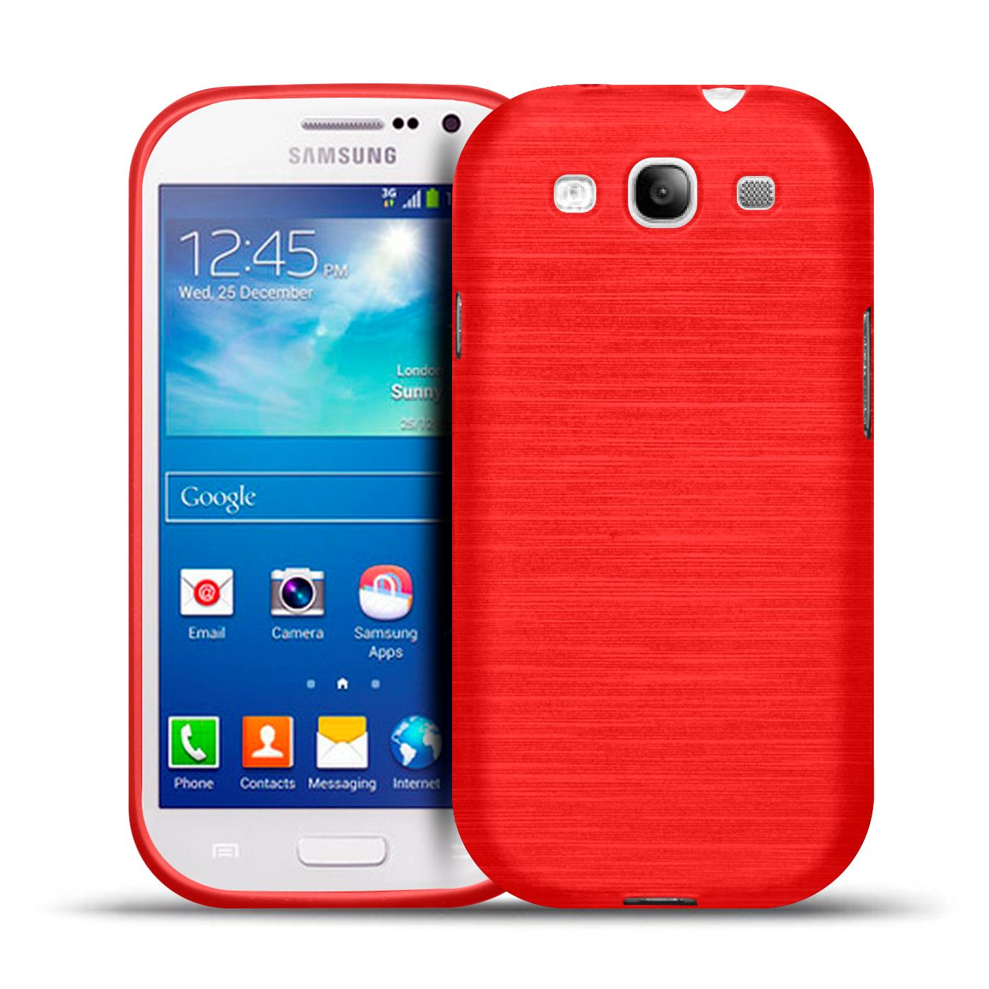 brand new 9a8d7 dfaaa Details about Protective Case Handy Samsung Galaxy S3 Neo Cover Silicone