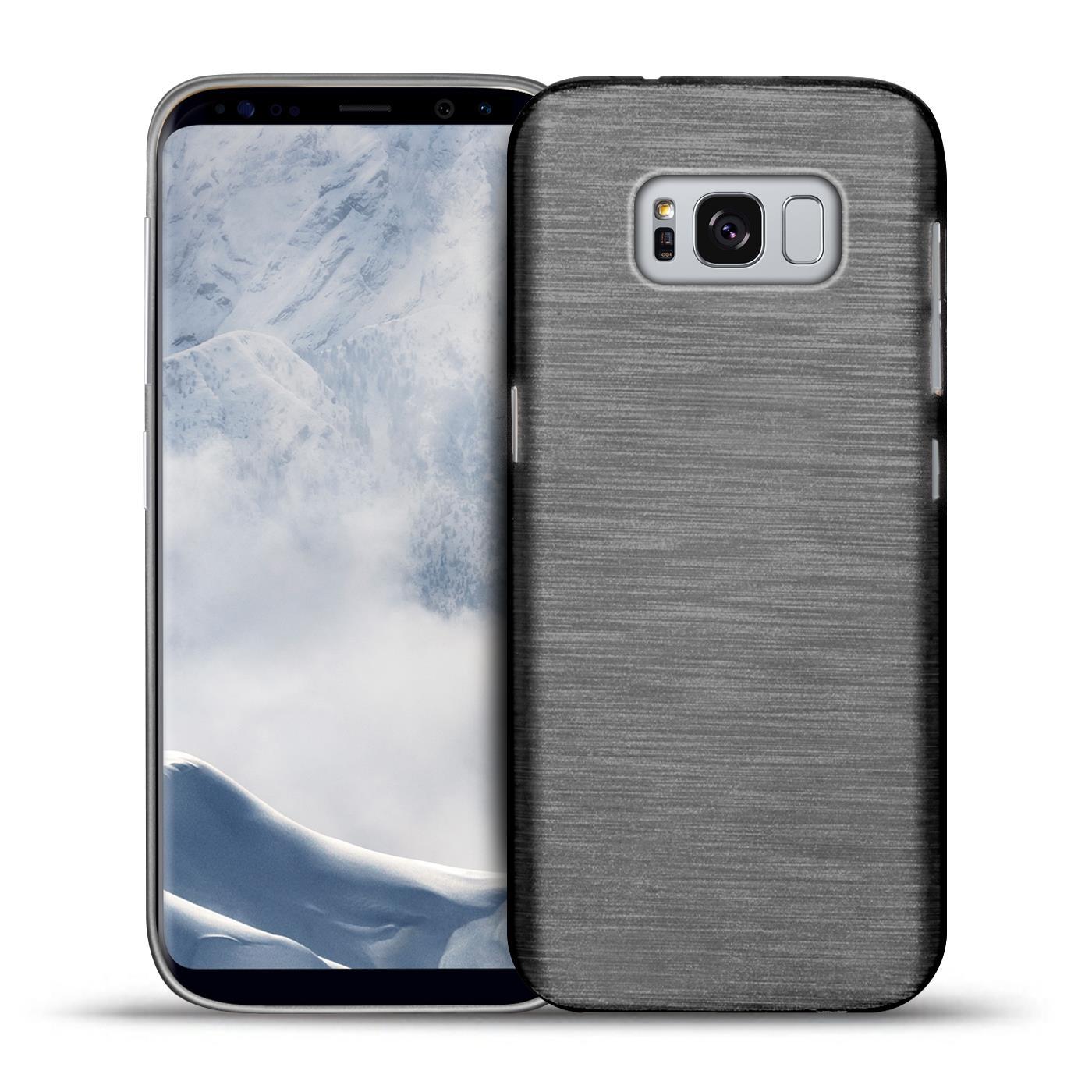 Schutz Hülle Für Samsung Galaxy S8 Plus Silikon Case Handy Tasche