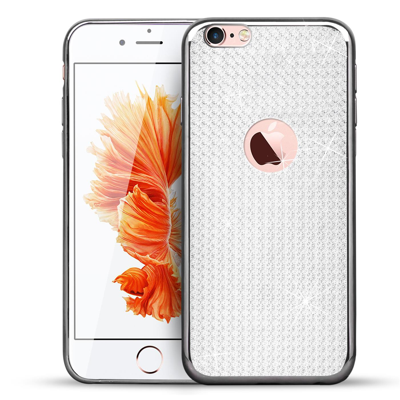 Phone Case Apple Iphone 6 S Plus Silicone Case Case Cover Shiny 4058455687266 Ebay