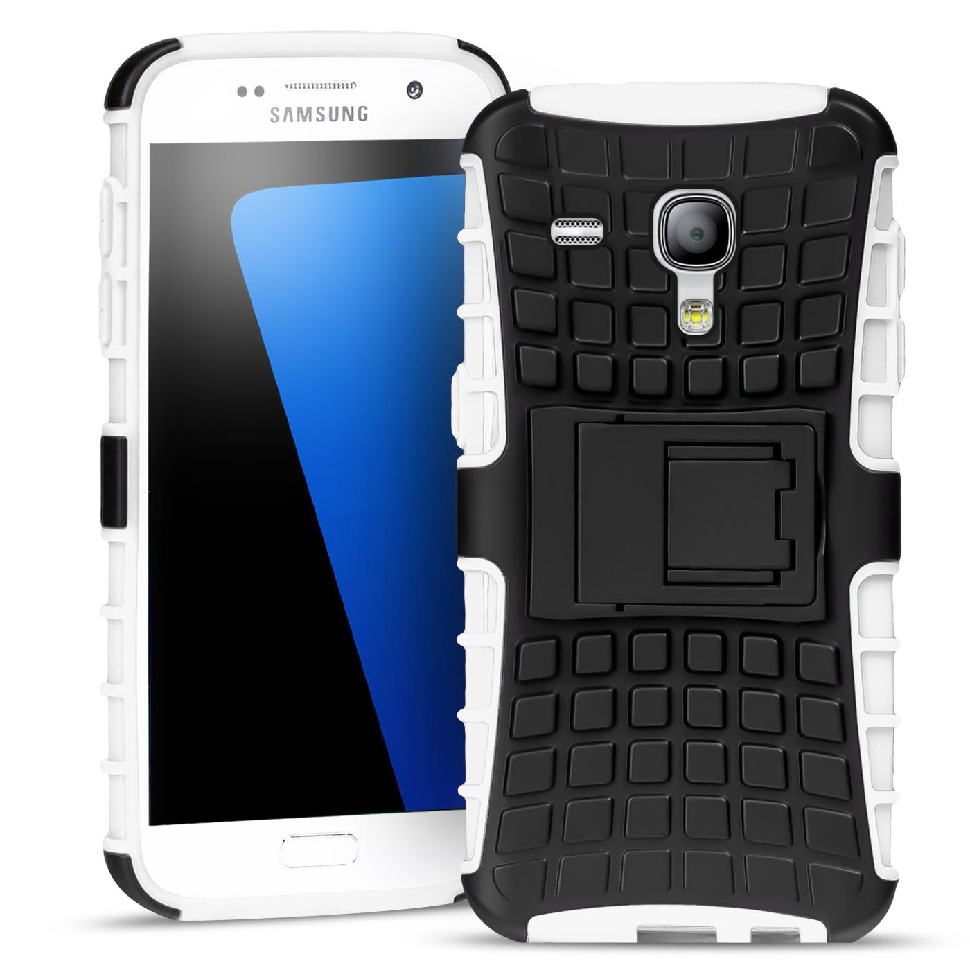 competitive price 766ba 3991a Details about Samsung Galaxy S3 Mini Case Hybrid Protective Mobile Phone  Cover Pouch