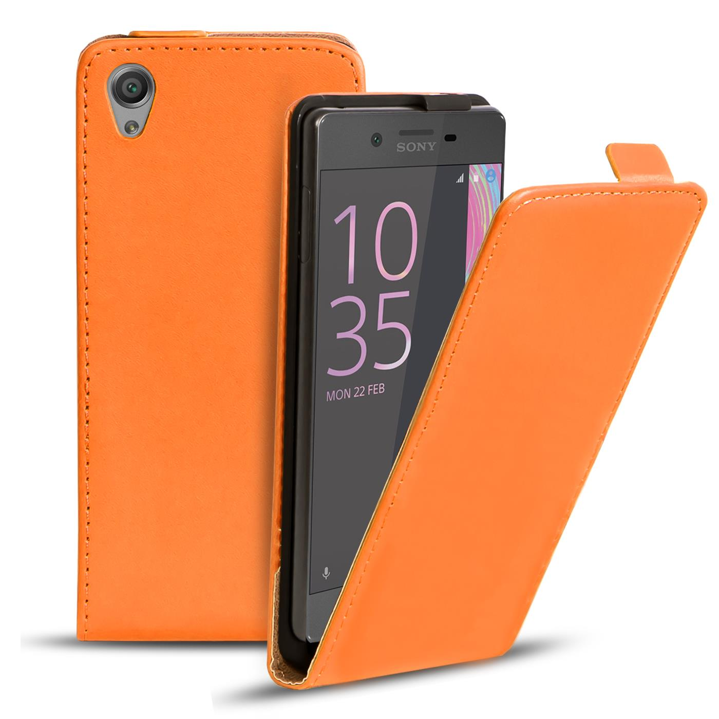 huge selection of 61cc8 8eb45 Details about Slim Flip Cover Case sony Xperia Z2 Protective Case Phone  Flip Protection Case