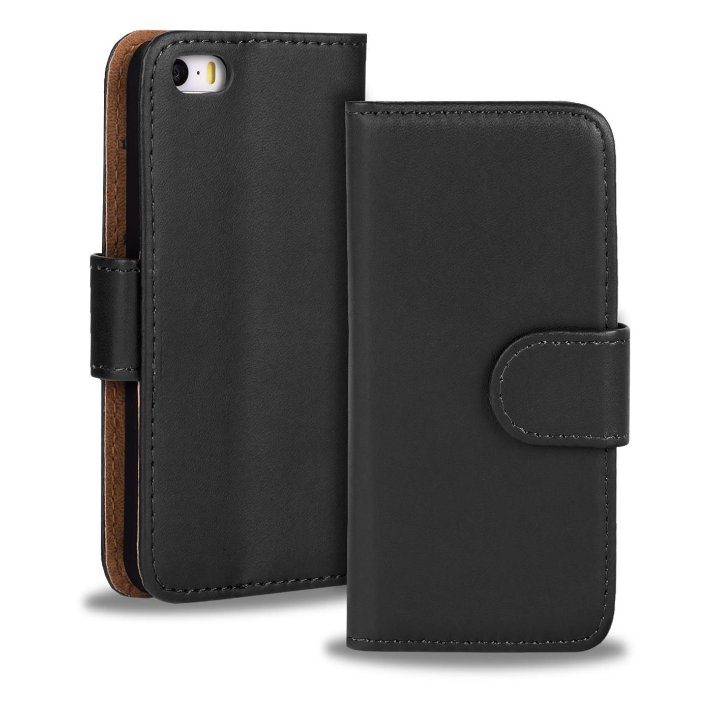 handy h lle f r apple iphone case schutz tasche cover basic wallet flip etui ebay. Black Bedroom Furniture Sets. Home Design Ideas