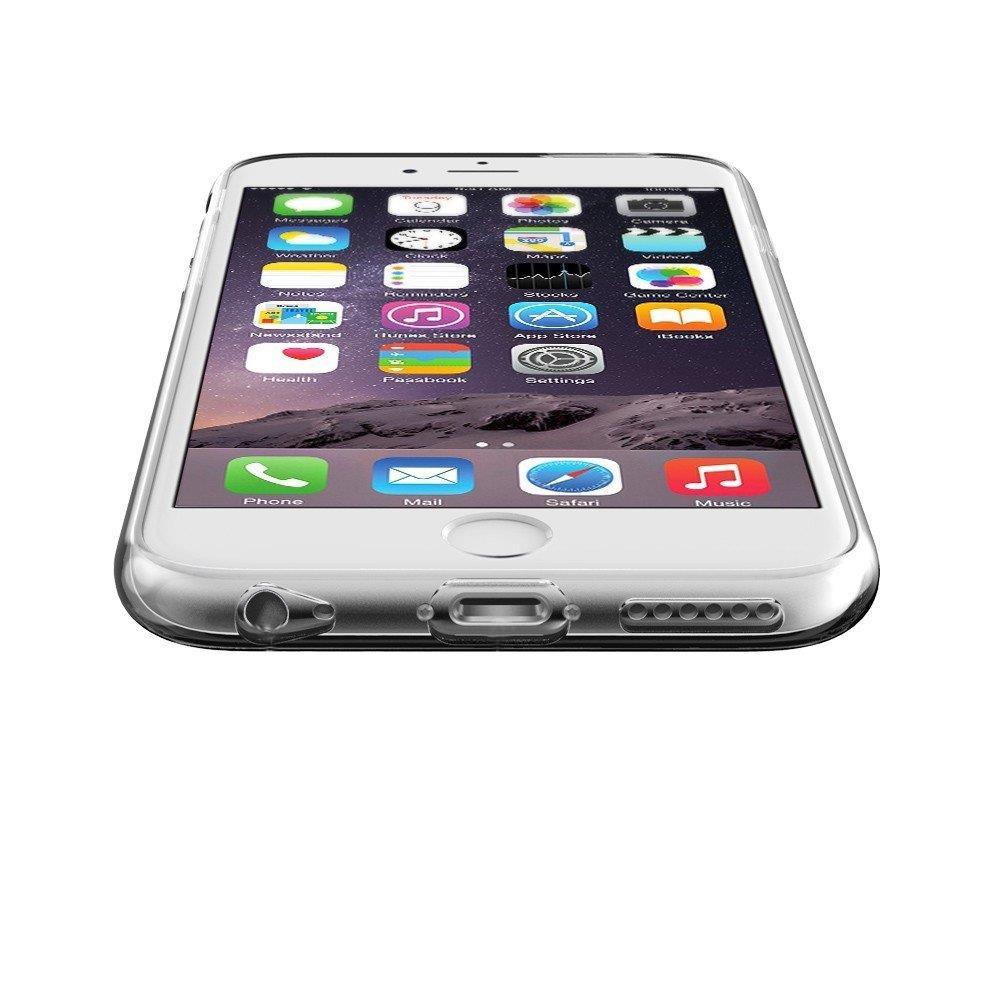 apple iphone se 5s 5 handy h lle transparent cover mit. Black Bedroom Furniture Sets. Home Design Ideas