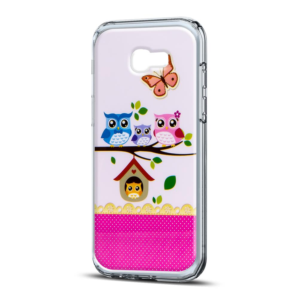 samsung galaxy s3 mini handy h lle transparent cover mit. Black Bedroom Furniture Sets. Home Design Ideas