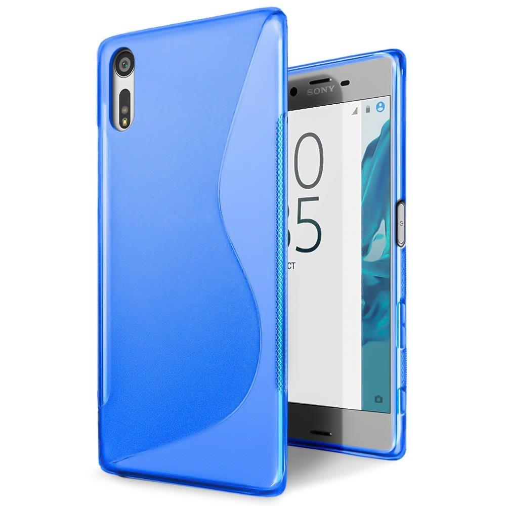 silikon h lle f r sony xperia xz case handy cover tasche. Black Bedroom Furniture Sets. Home Design Ideas