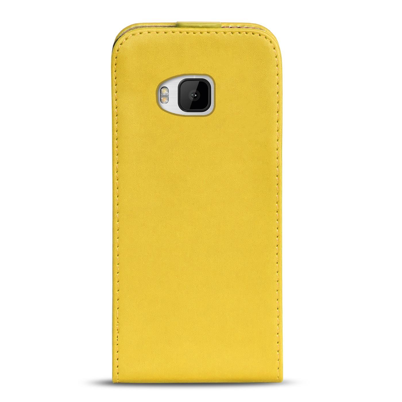Schutzhülle für HTC Flip Case Handy Schutz Hülle Tasche Cover Klapphülle Etui