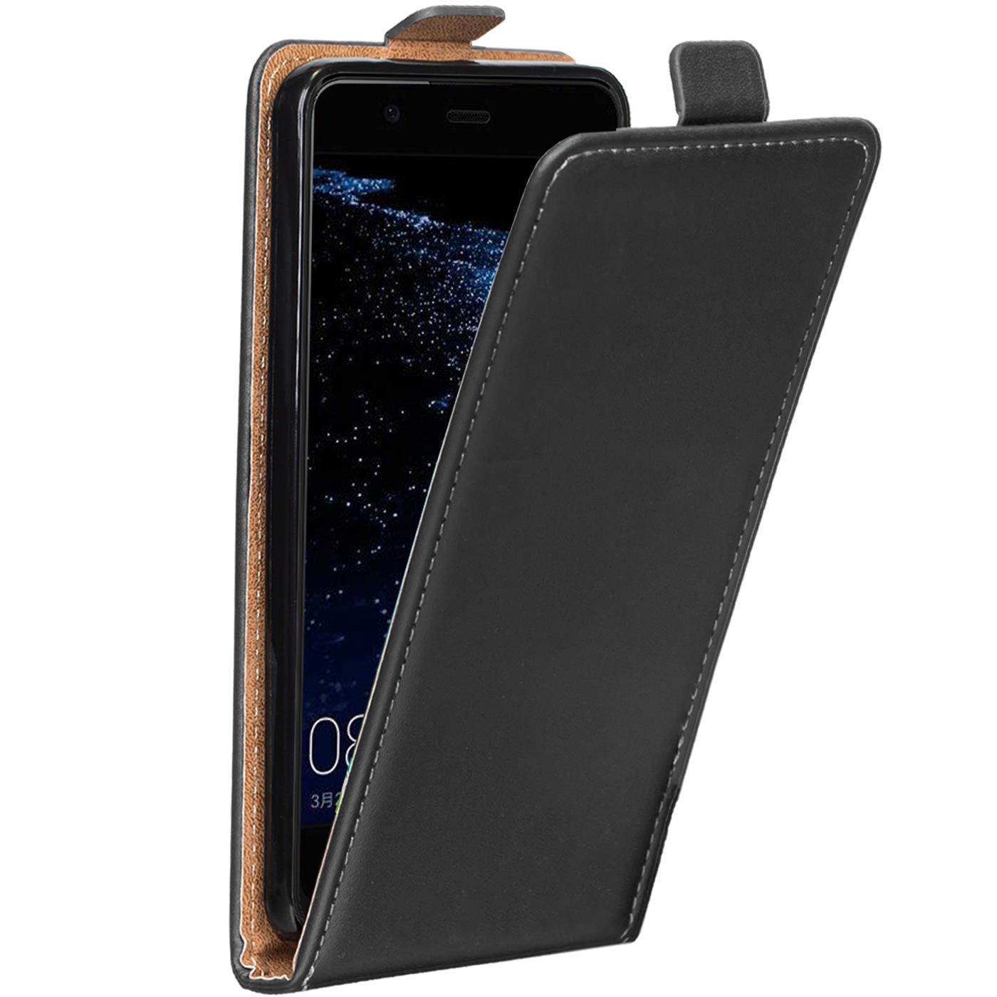 Etui Schutz Hülle Huawei Honor Flip Case Handy Tasche Cover Klapphülle Bumper