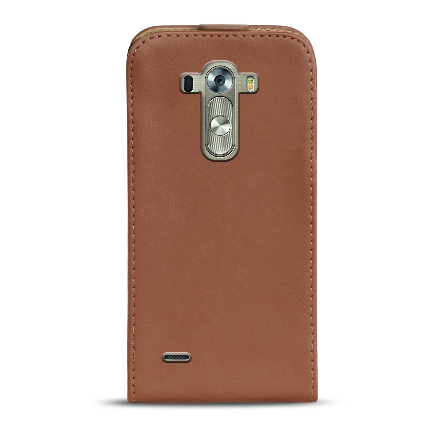 Handy Schutz Hülle für LG Flip Case Cover Tasche Etui Schutzhülle Bumper