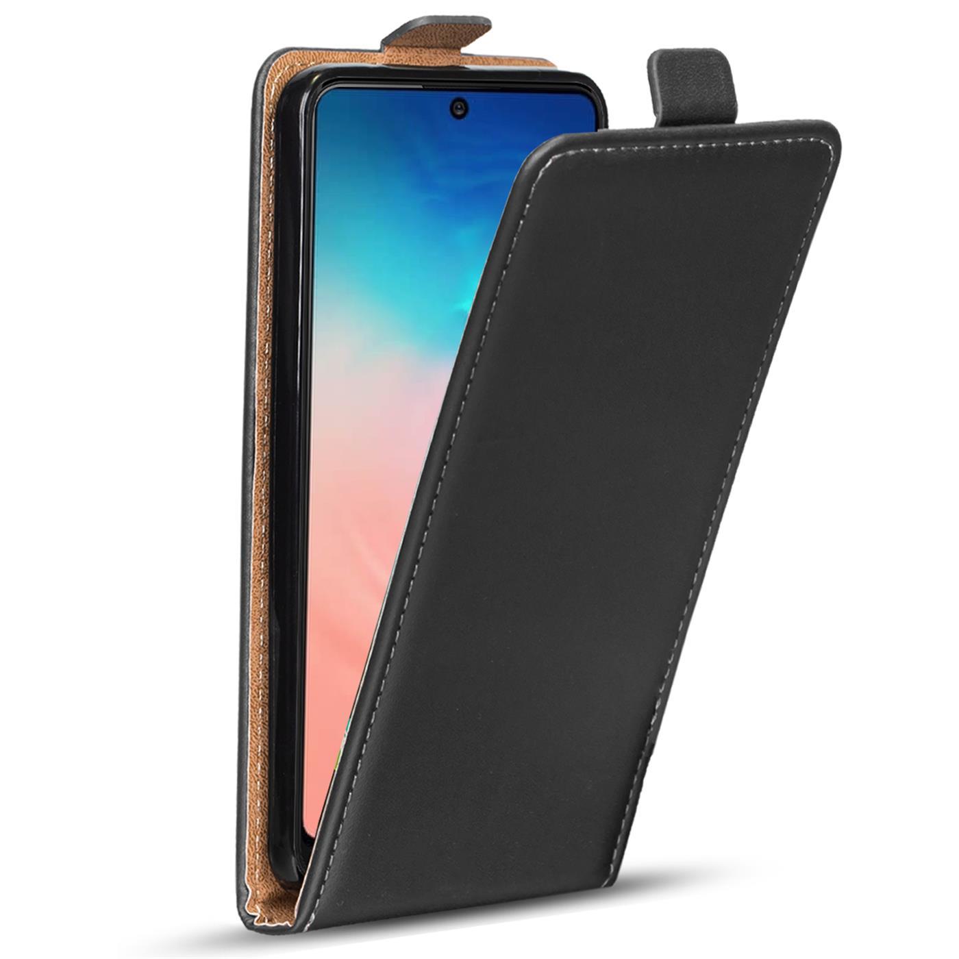 Flip-Cover-fuer-Samsung-Galaxy-S10-Lite-Huelle-Klapphuelle-Handy-Schutz-Tasche-Case Indexbild 9