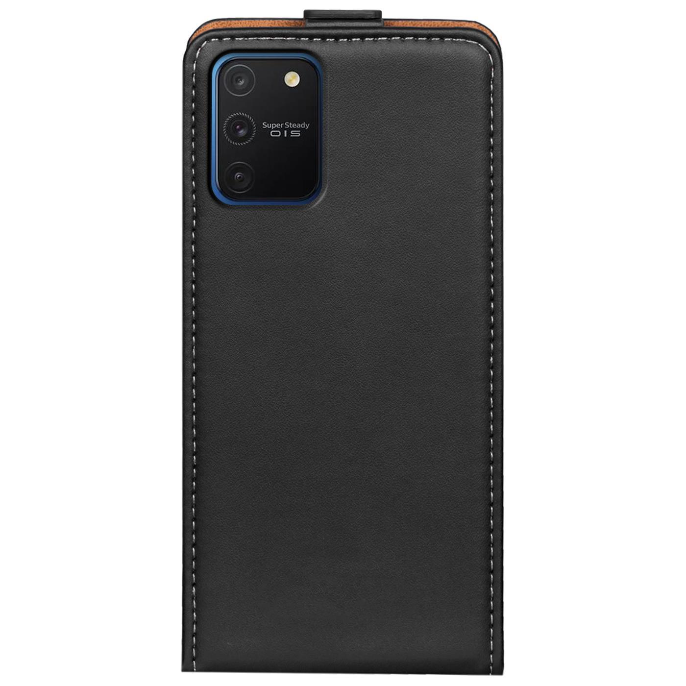 Flip-Cover-fuer-Samsung-Galaxy-S10-Lite-Huelle-Klapphuelle-Handy-Schutz-Tasche-Case Indexbild 10