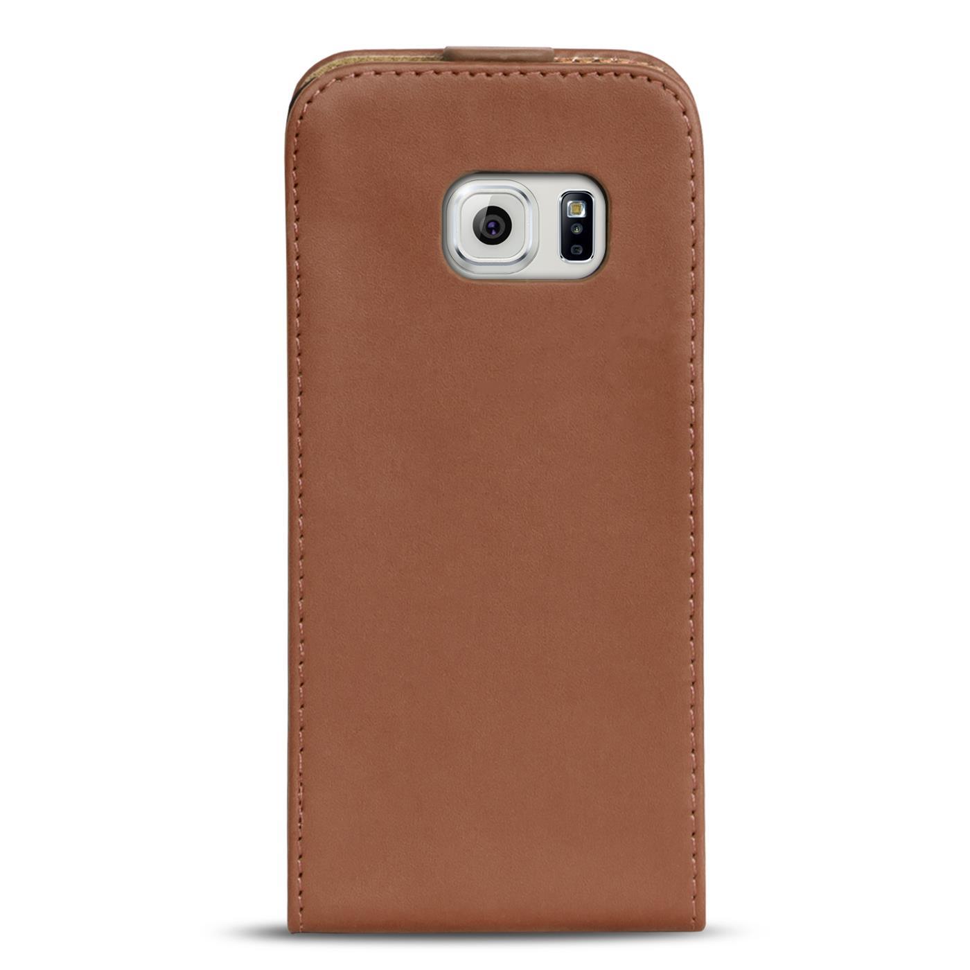 Klapphuelle-Samsung-Galaxy-Flip-Case-Tasche-Schutzhuelle-Cover-Schutz-Handy-Huelle Indexbild 37