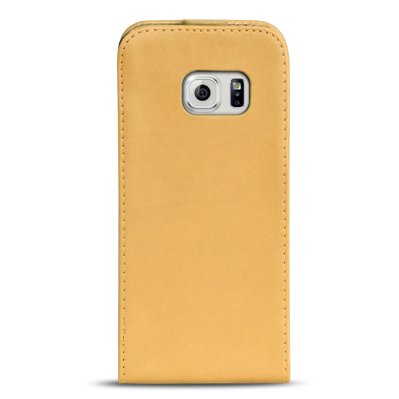 Klapphuelle-Samsung-Galaxy-Flip-Case-Tasche-Schutzhuelle-Cover-Schutz-Handy-Huelle Indexbild 41