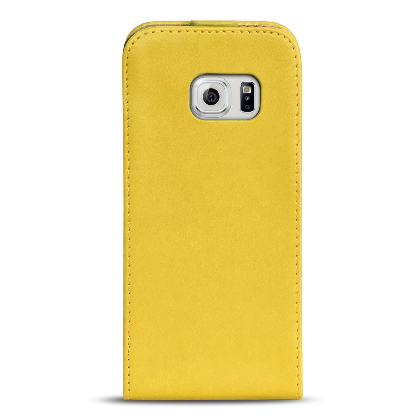 Klapphuelle-Samsung-Galaxy-Flip-Case-Tasche-Schutzhuelle-Cover-Schutz-Handy-Huelle Indexbild 45
