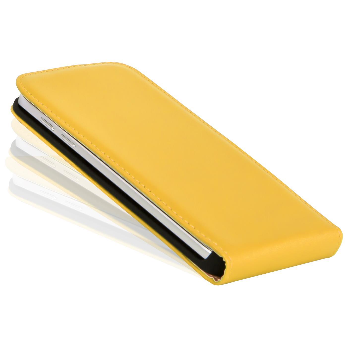 Klapphuelle-Samsung-Galaxy-Flip-Case-Tasche-Schutzhuelle-Cover-Schutz-Handy-Huelle Indexbild 47