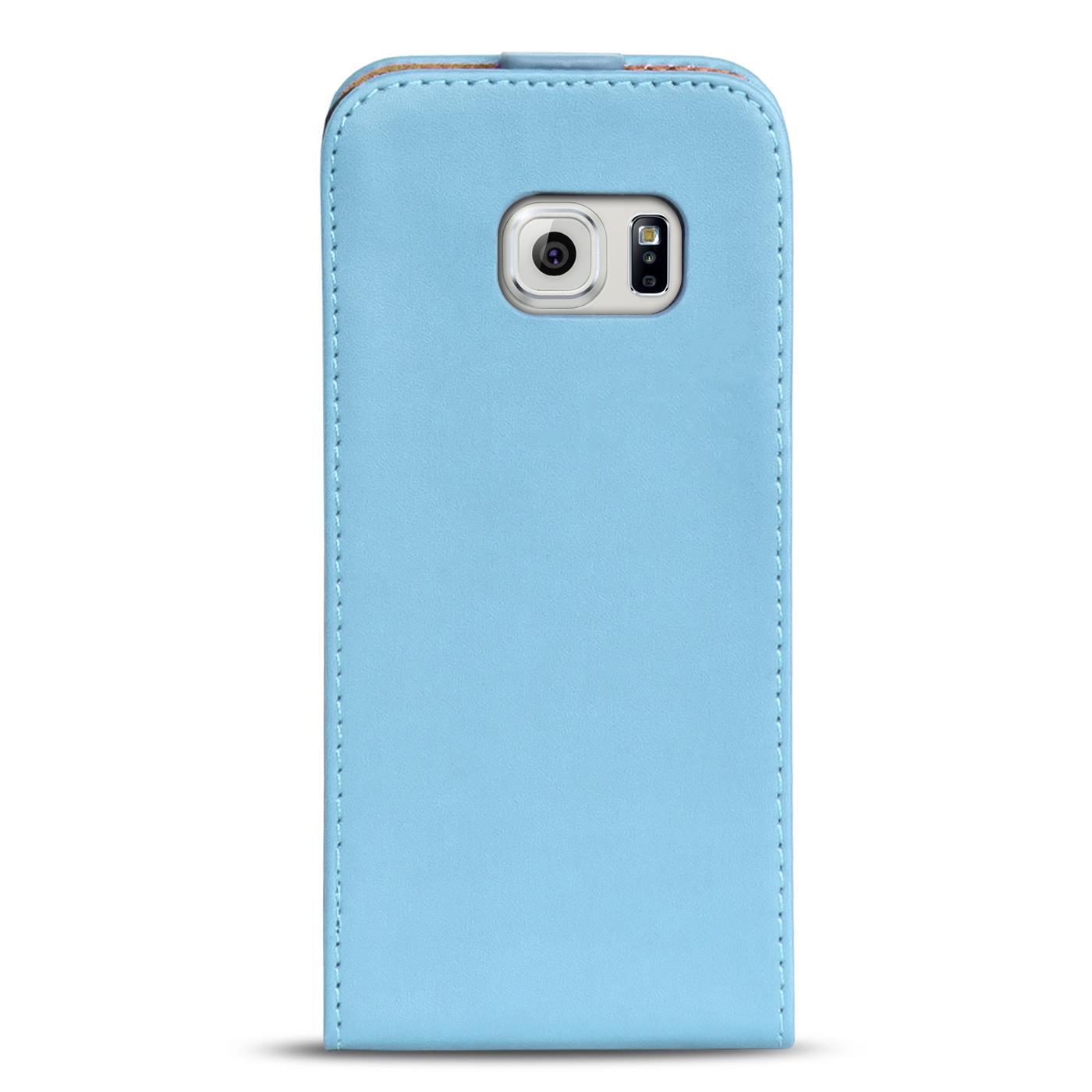 Klapphuelle-Samsung-Galaxy-Flip-Case-Tasche-Schutzhuelle-Cover-Schutz-Handy-Huelle Indexbild 53