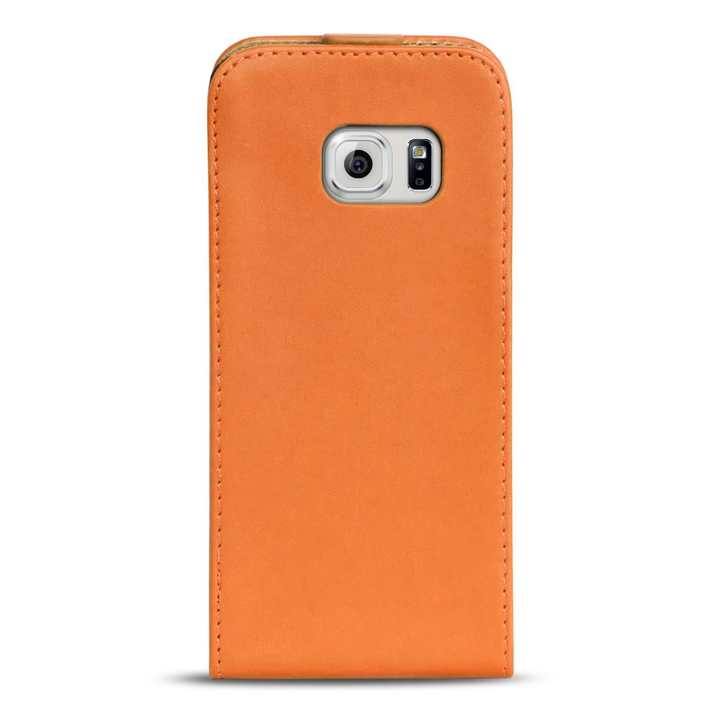 Klapphuelle-Samsung-Galaxy-Flip-Case-Tasche-Schutzhuelle-Cover-Schutz-Handy-Huelle Indexbild 57