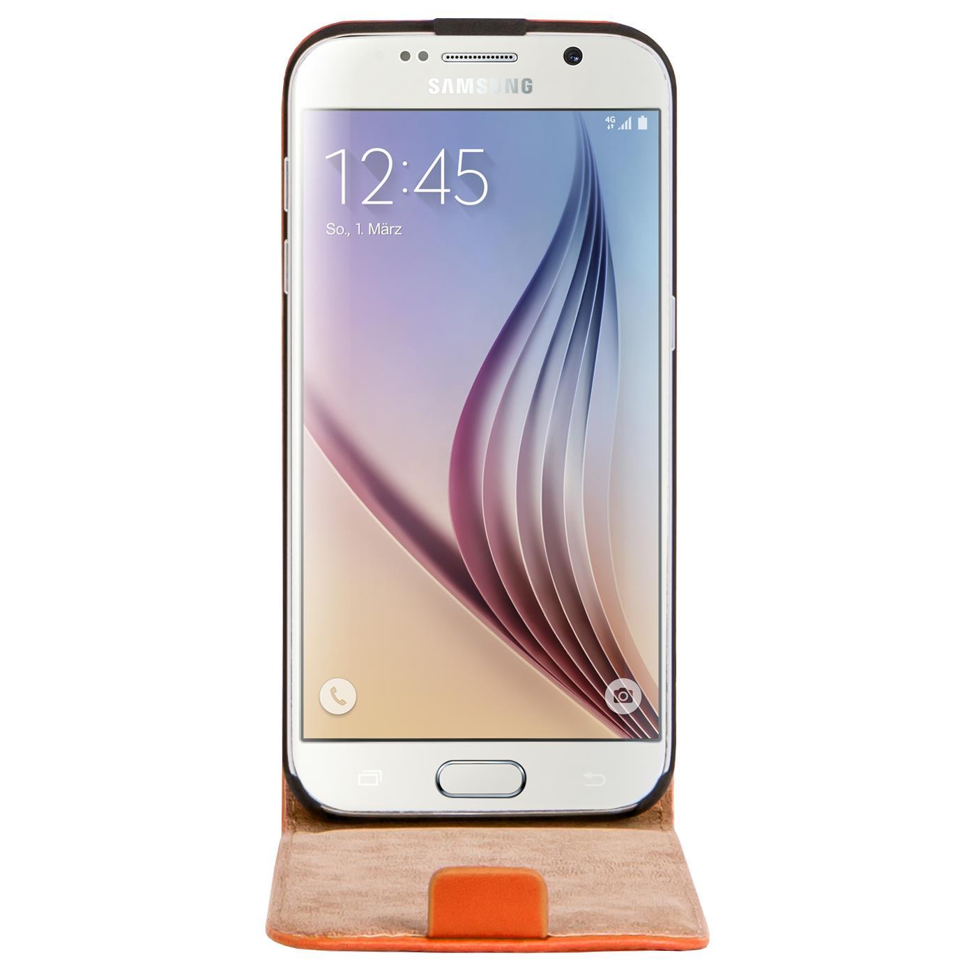 Klapphuelle-Samsung-Galaxy-Flip-Case-Tasche-Schutzhuelle-Cover-Schutz-Handy-Huelle Indexbild 58