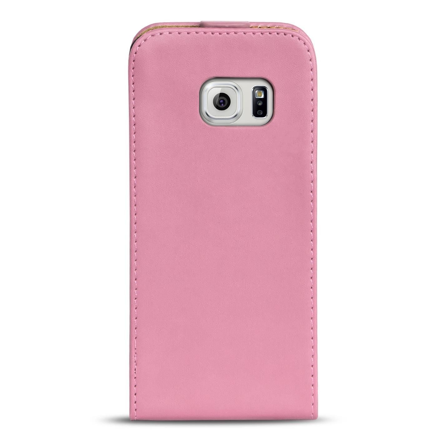 Klapphuelle-Samsung-Galaxy-Flip-Case-Tasche-Schutzhuelle-Cover-Schutz-Handy-Huelle Indexbild 61