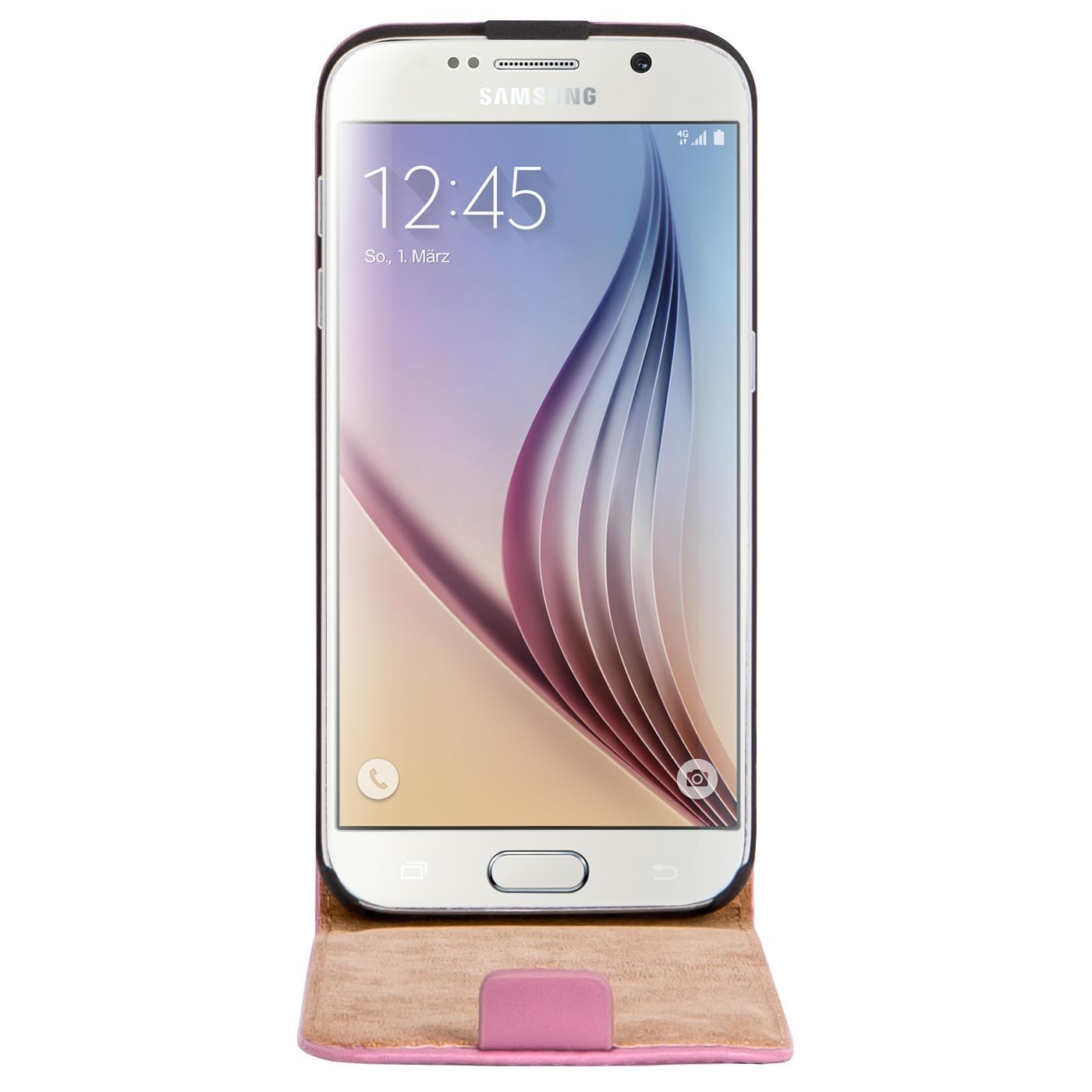 Klapphuelle-Samsung-Galaxy-Flip-Case-Tasche-Schutzhuelle-Cover-Schutz-Handy-Huelle Indexbild 62