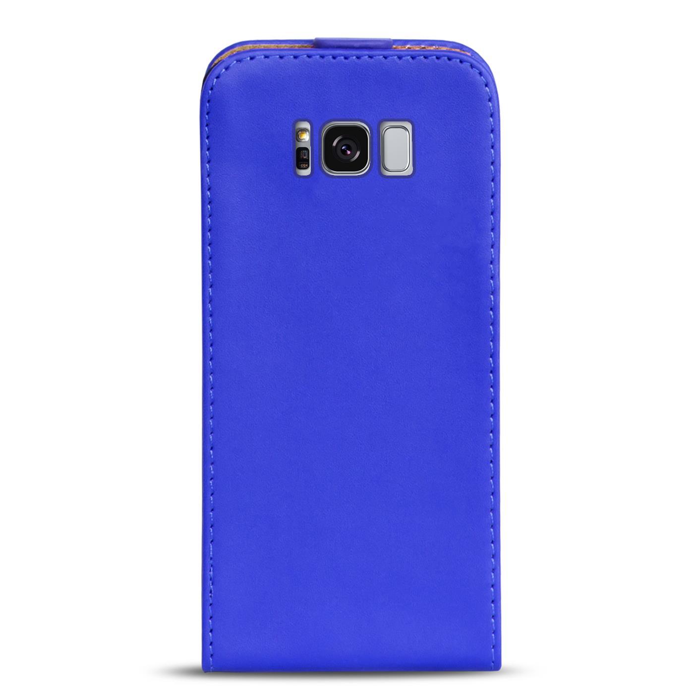 Klapphuelle-Samsung-Galaxy-Flip-Case-Tasche-Schutzhuelle-Cover-Schutz-Handy-Huelle Indexbild 13
