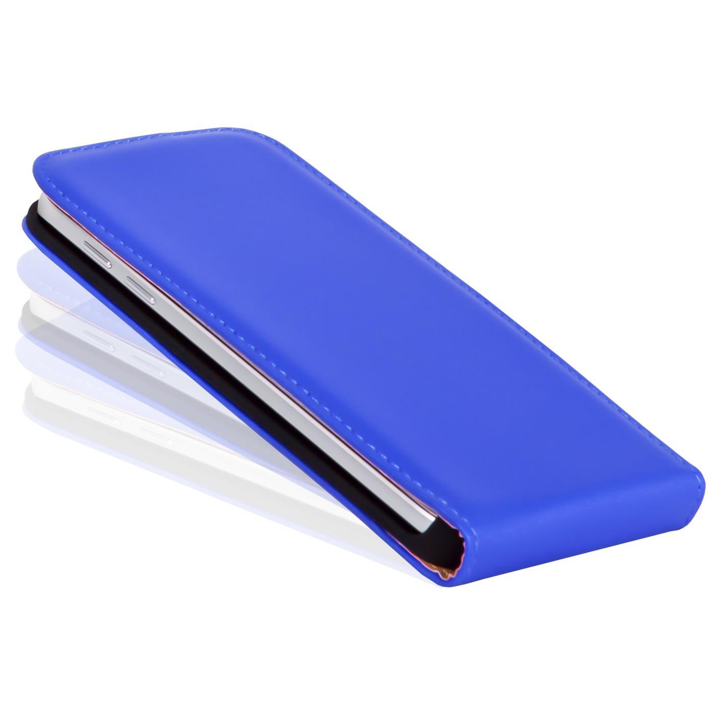 Klapphuelle-Samsung-Galaxy-Flip-Case-Tasche-Schutzhuelle-Cover-Schutz-Handy-Huelle Indexbild 15