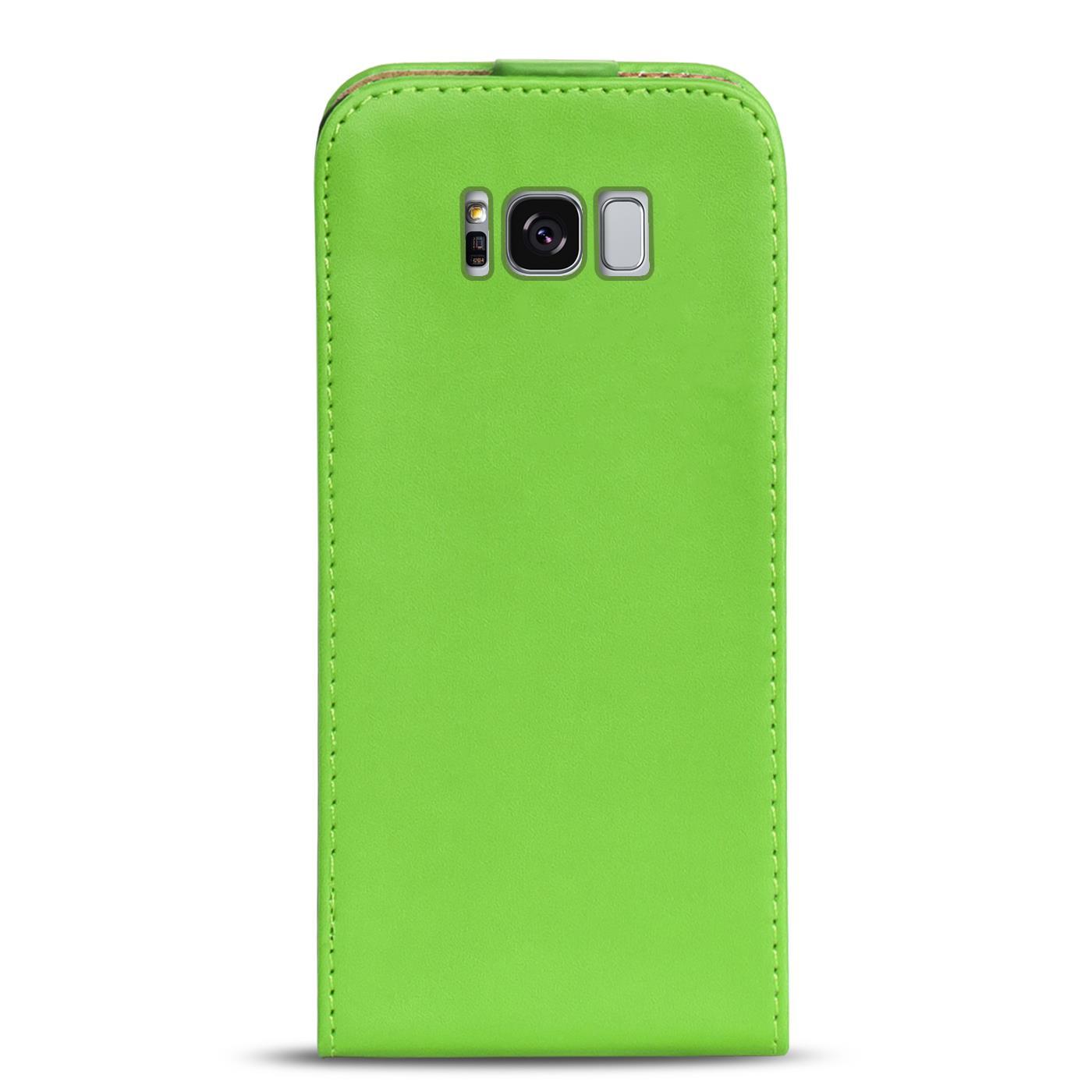 Klapphuelle-Samsung-Galaxy-Flip-Case-Tasche-Schutzhuelle-Cover-Schutz-Handy-Huelle Indexbild 17