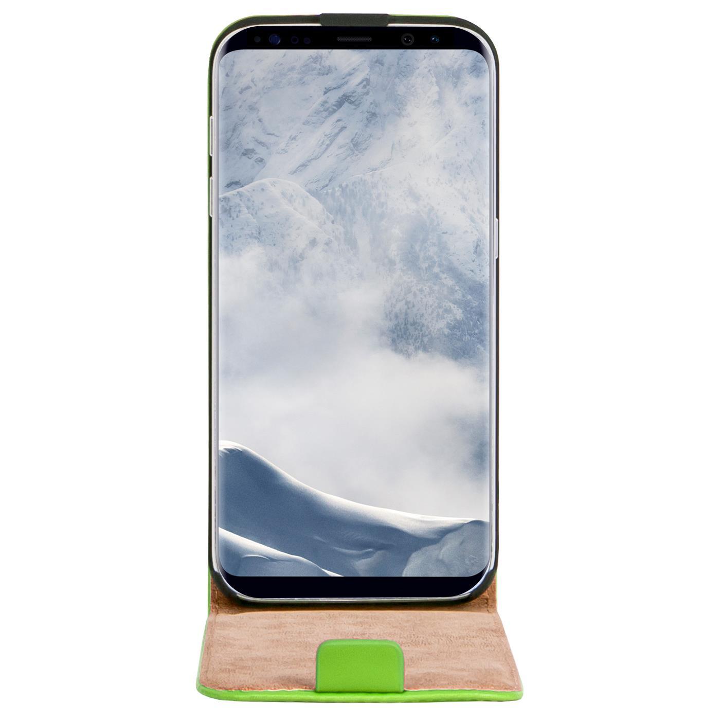 Klapphuelle-Samsung-Galaxy-Flip-Case-Tasche-Schutzhuelle-Cover-Schutz-Handy-Huelle Indexbild 18