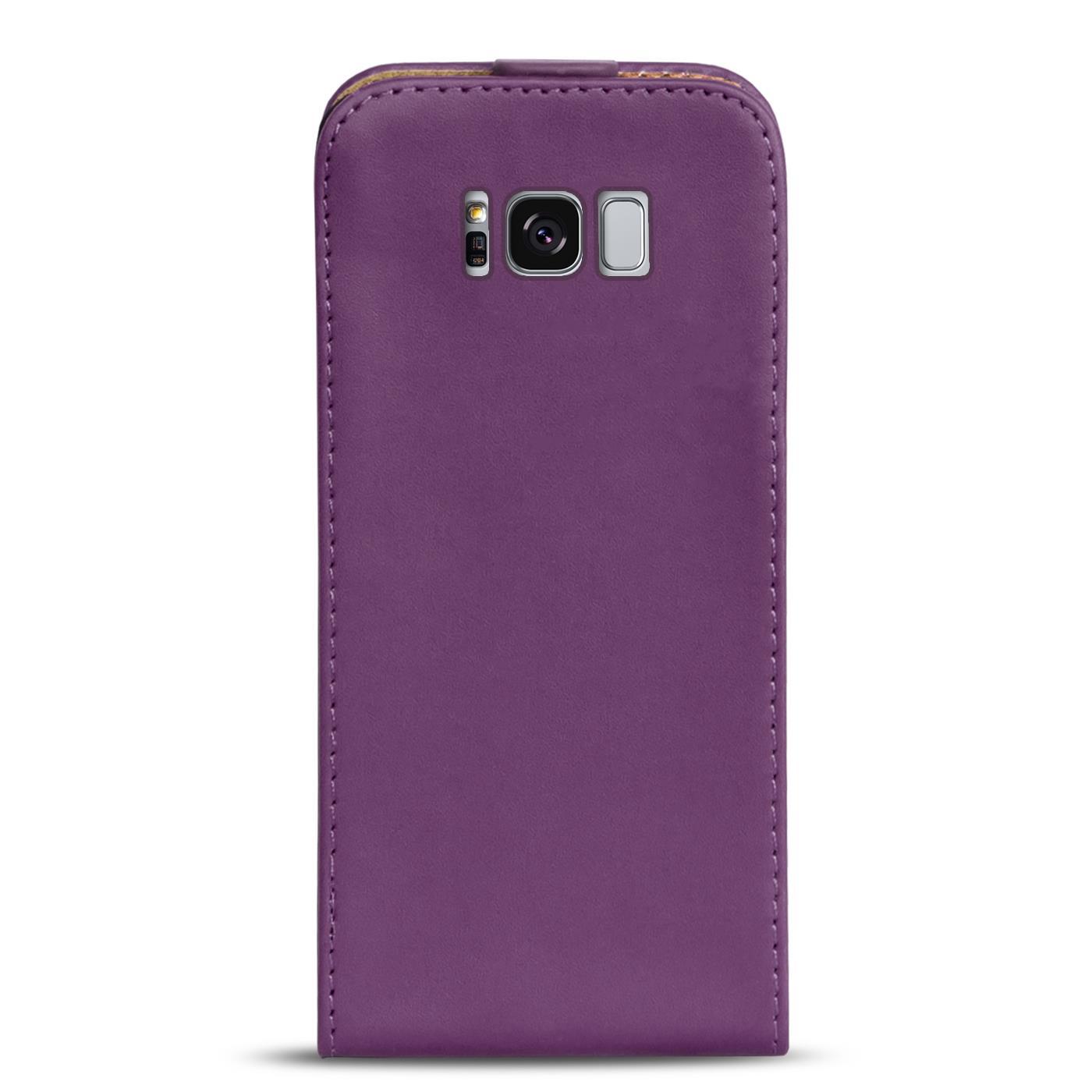 Klapphuelle-Samsung-Galaxy-Flip-Case-Tasche-Schutzhuelle-Cover-Schutz-Handy-Huelle Indexbild 25