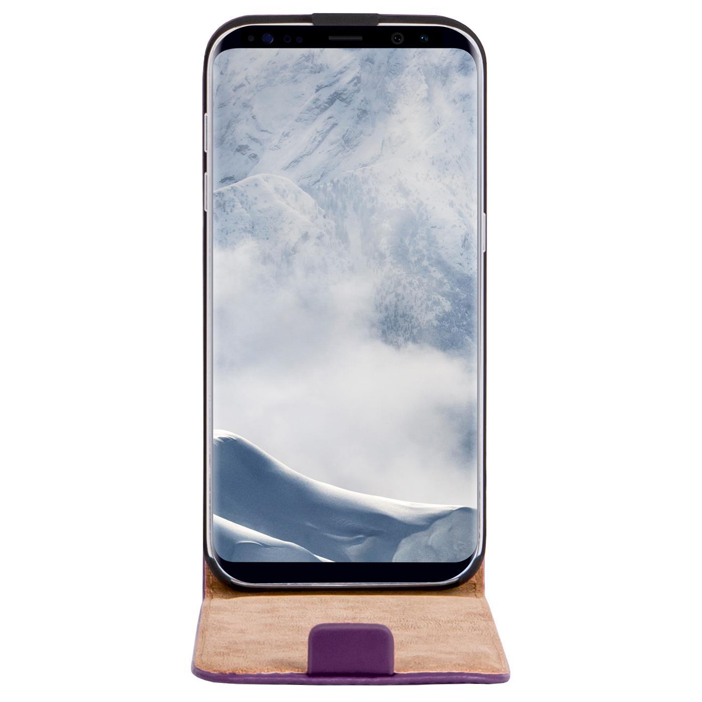 Klapphuelle-Samsung-Galaxy-Flip-Case-Tasche-Schutzhuelle-Cover-Schutz-Handy-Huelle Indexbild 26