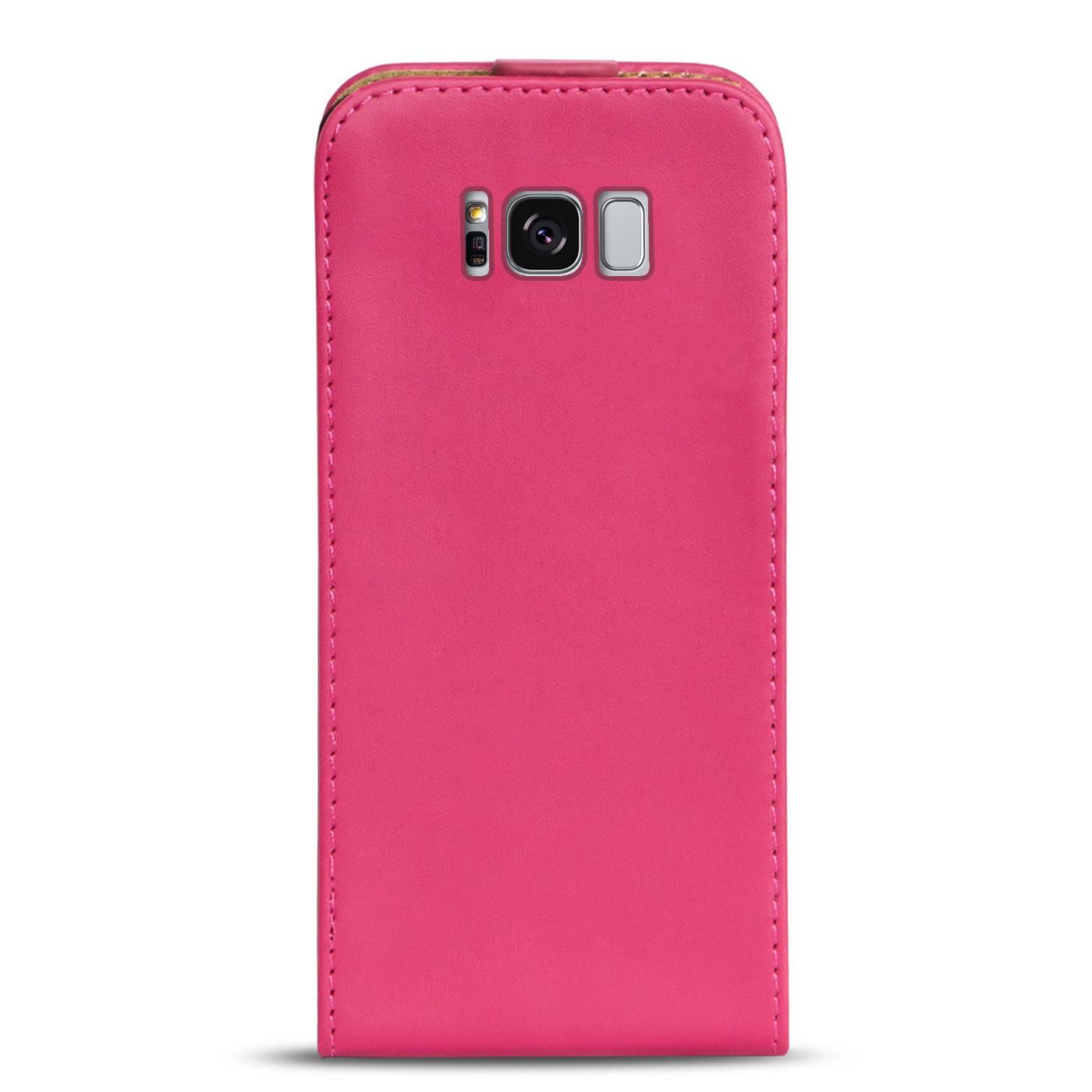 Klapphuelle-Samsung-Galaxy-Flip-Case-Tasche-Schutzhuelle-Cover-Schutz-Handy-Huelle Indexbild 21