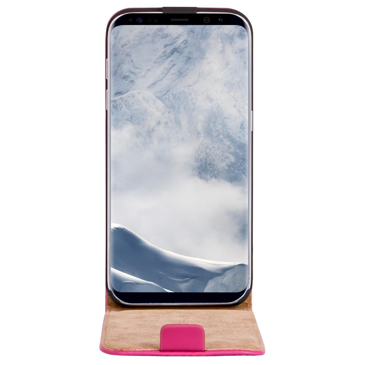 Klapphuelle-Samsung-Galaxy-Flip-Case-Tasche-Schutzhuelle-Cover-Schutz-Handy-Huelle Indexbild 22