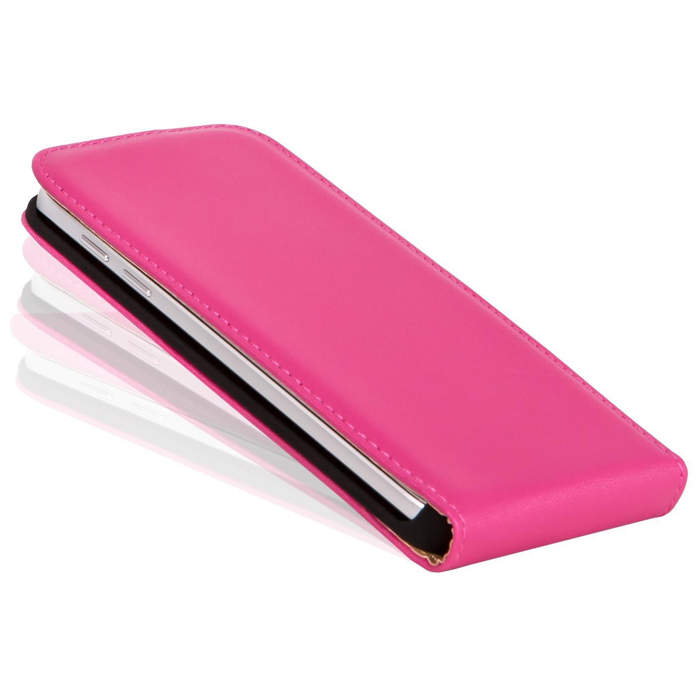 Klapphuelle-Samsung-Galaxy-Flip-Case-Tasche-Schutzhuelle-Cover-Schutz-Handy-Huelle Indexbild 23