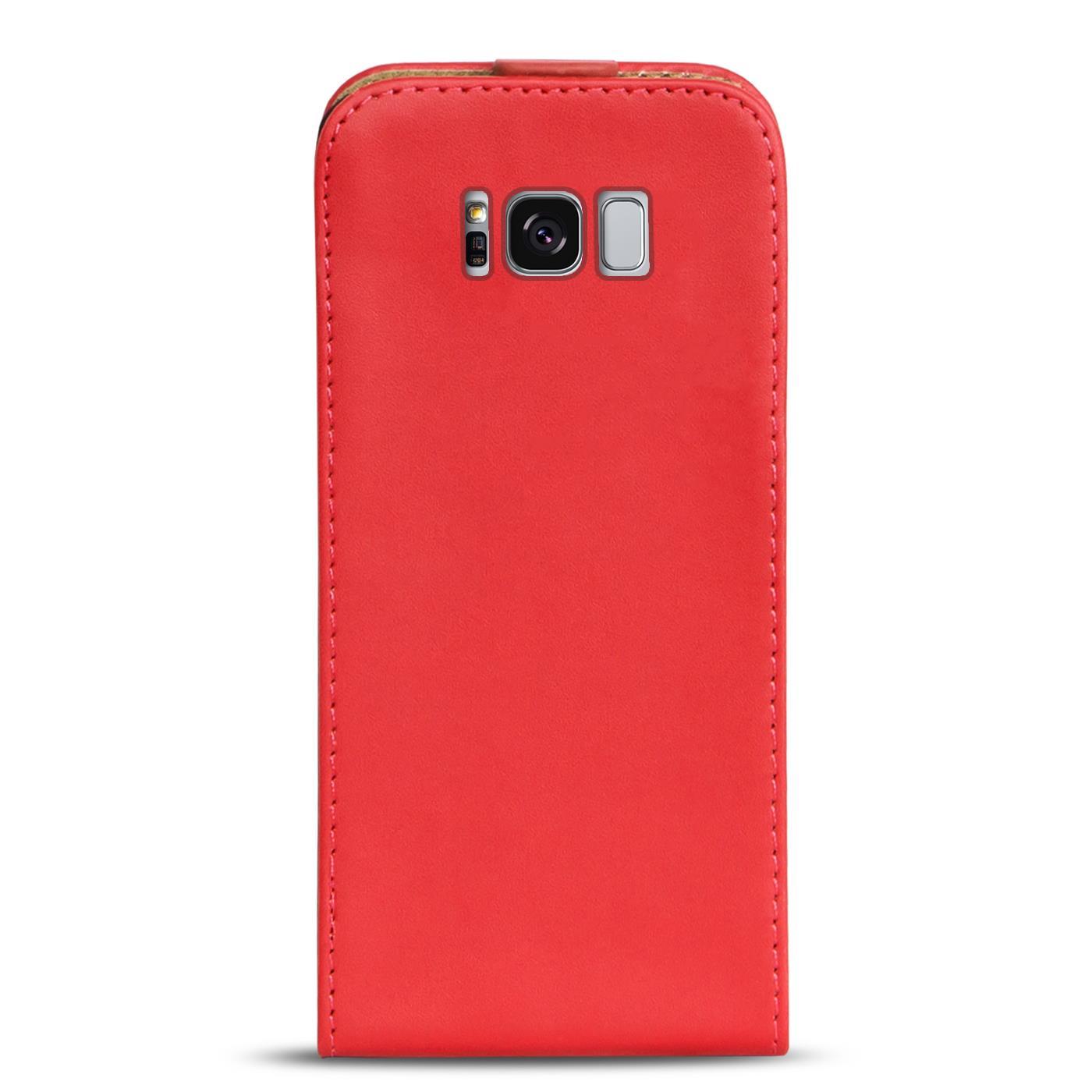 Klapphuelle-Samsung-Galaxy-Flip-Case-Tasche-Schutzhuelle-Cover-Schutz-Handy-Huelle Indexbild 29