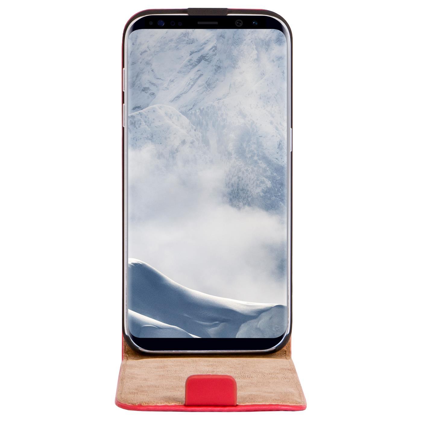 Klapphuelle-Samsung-Galaxy-Flip-Case-Tasche-Schutzhuelle-Cover-Schutz-Handy-Huelle Indexbild 30