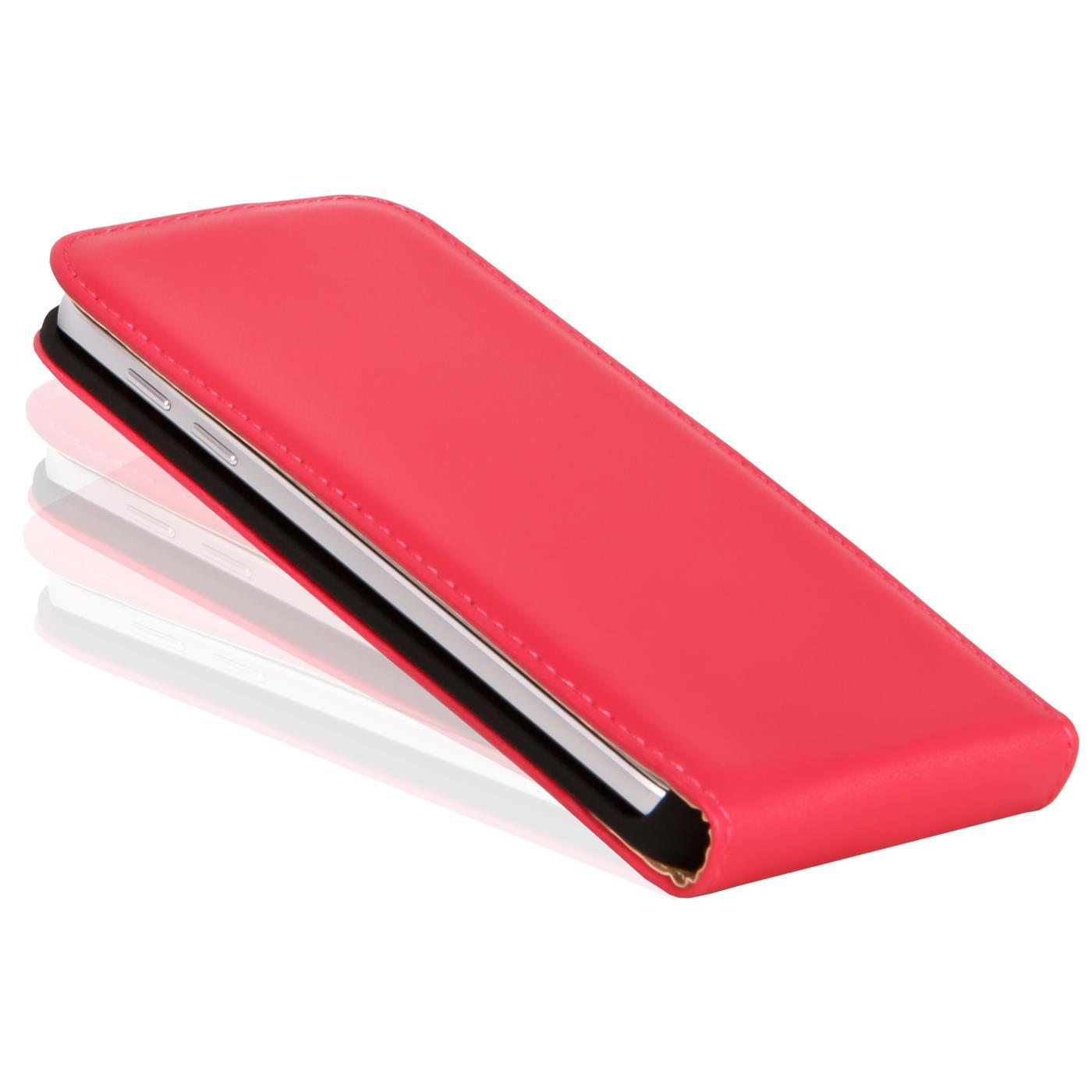 Klapphuelle-Samsung-Galaxy-Flip-Case-Tasche-Schutzhuelle-Cover-Schutz-Handy-Huelle Indexbild 31