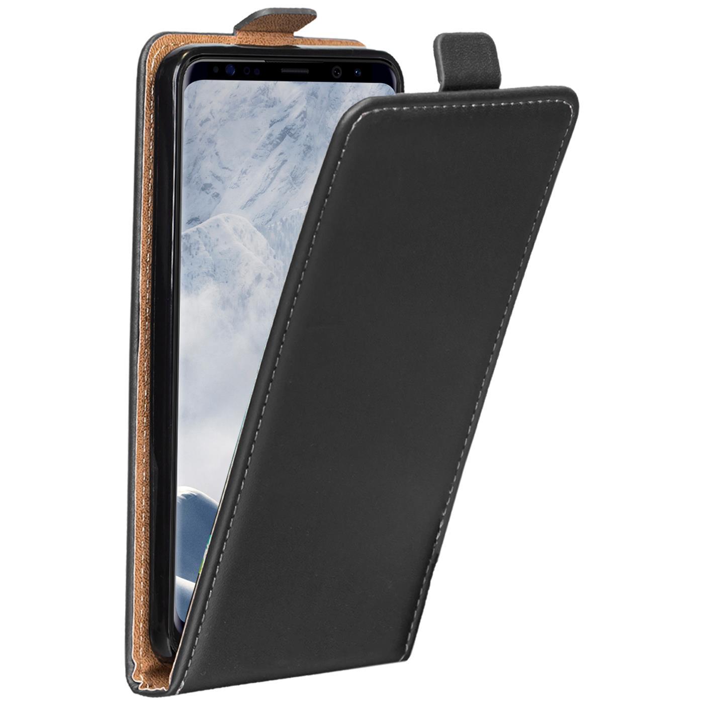 Klapphuelle-Samsung-Galaxy-Flip-Case-Tasche-Schutzhuelle-Cover-Schutz-Handy-Huelle Indexbild 9