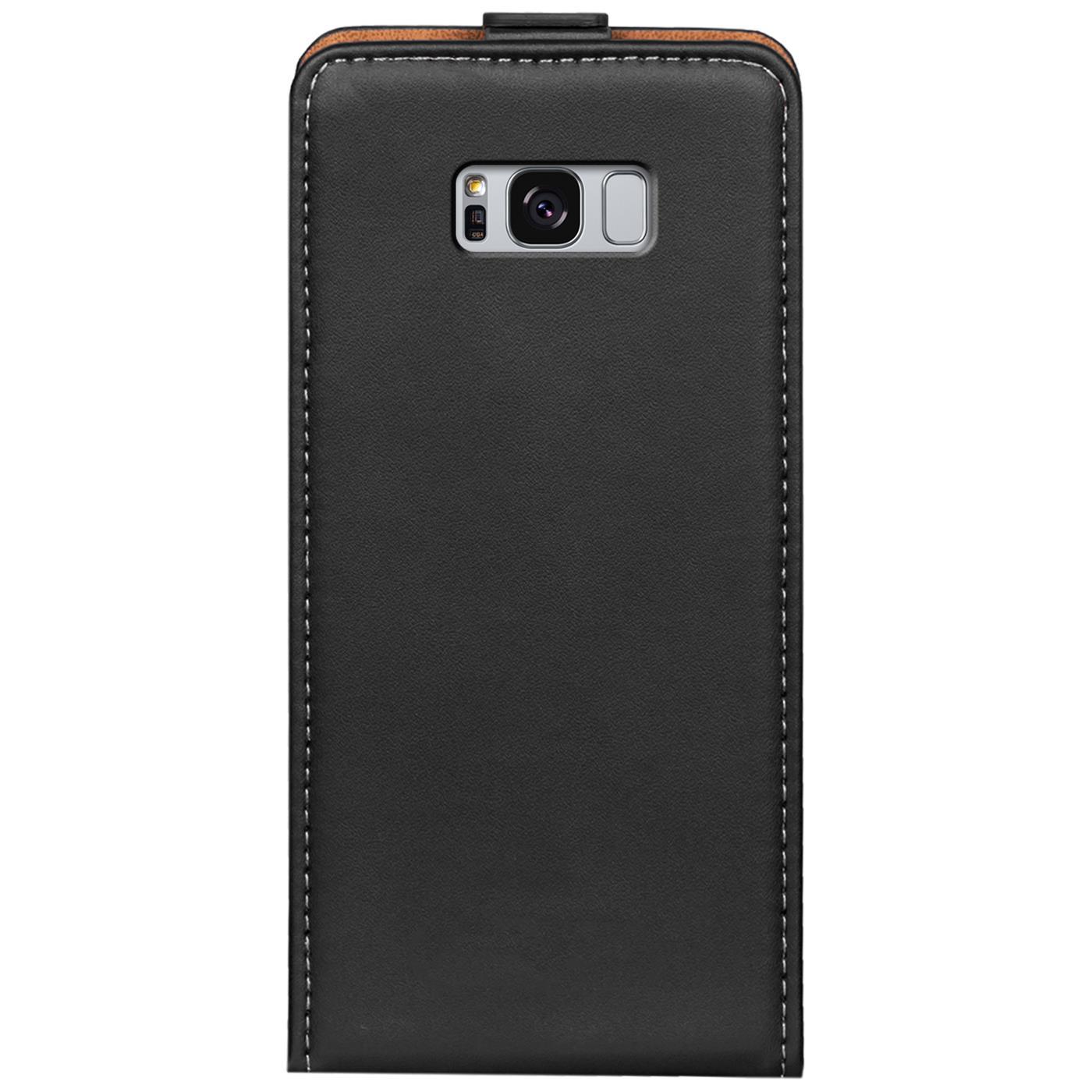 Klapphuelle-Samsung-Galaxy-Flip-Case-Tasche-Schutzhuelle-Cover-Schutz-Handy-Huelle Indexbild 10
