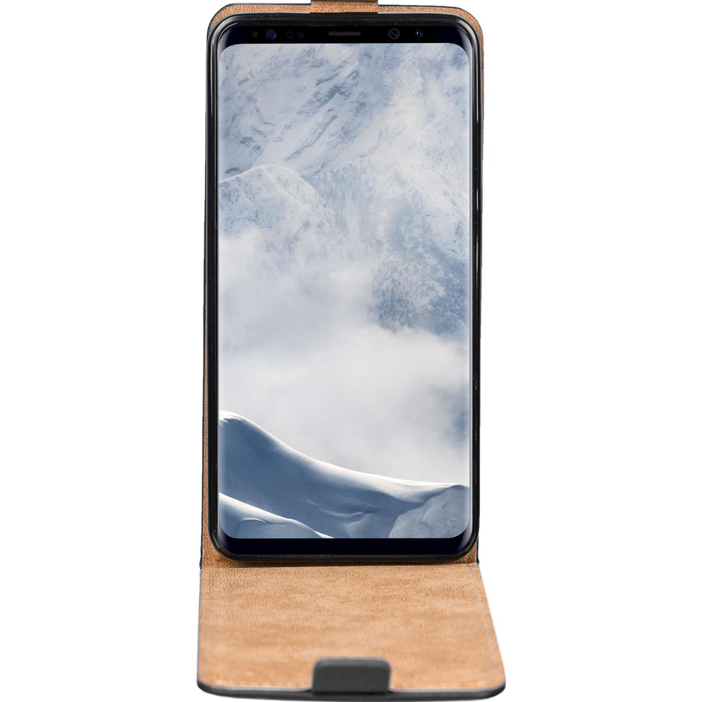 Klapphuelle-Samsung-Galaxy-Flip-Case-Tasche-Schutzhuelle-Cover-Schutz-Handy-Huelle Indexbild 11