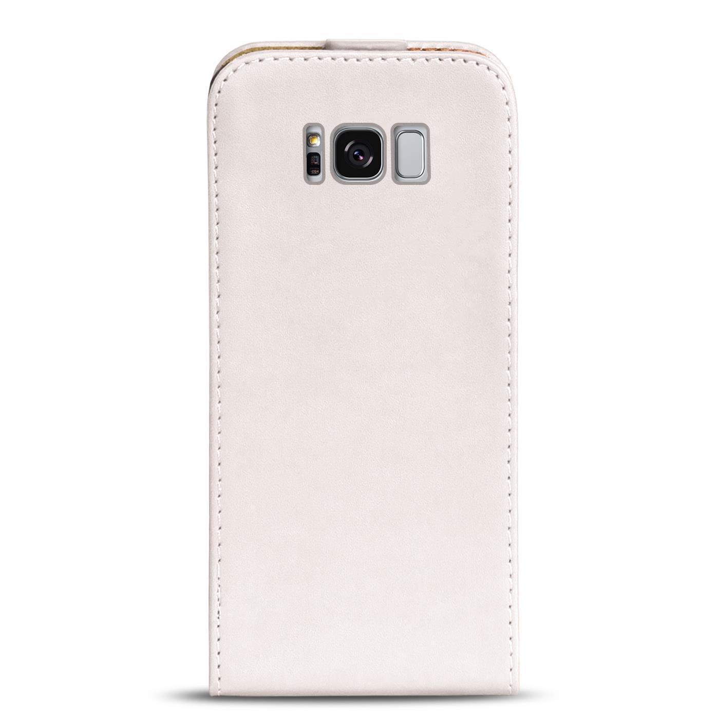 Klapphuelle-Samsung-Galaxy-Flip-Case-Tasche-Schutzhuelle-Cover-Schutz-Handy-Huelle Indexbild 33