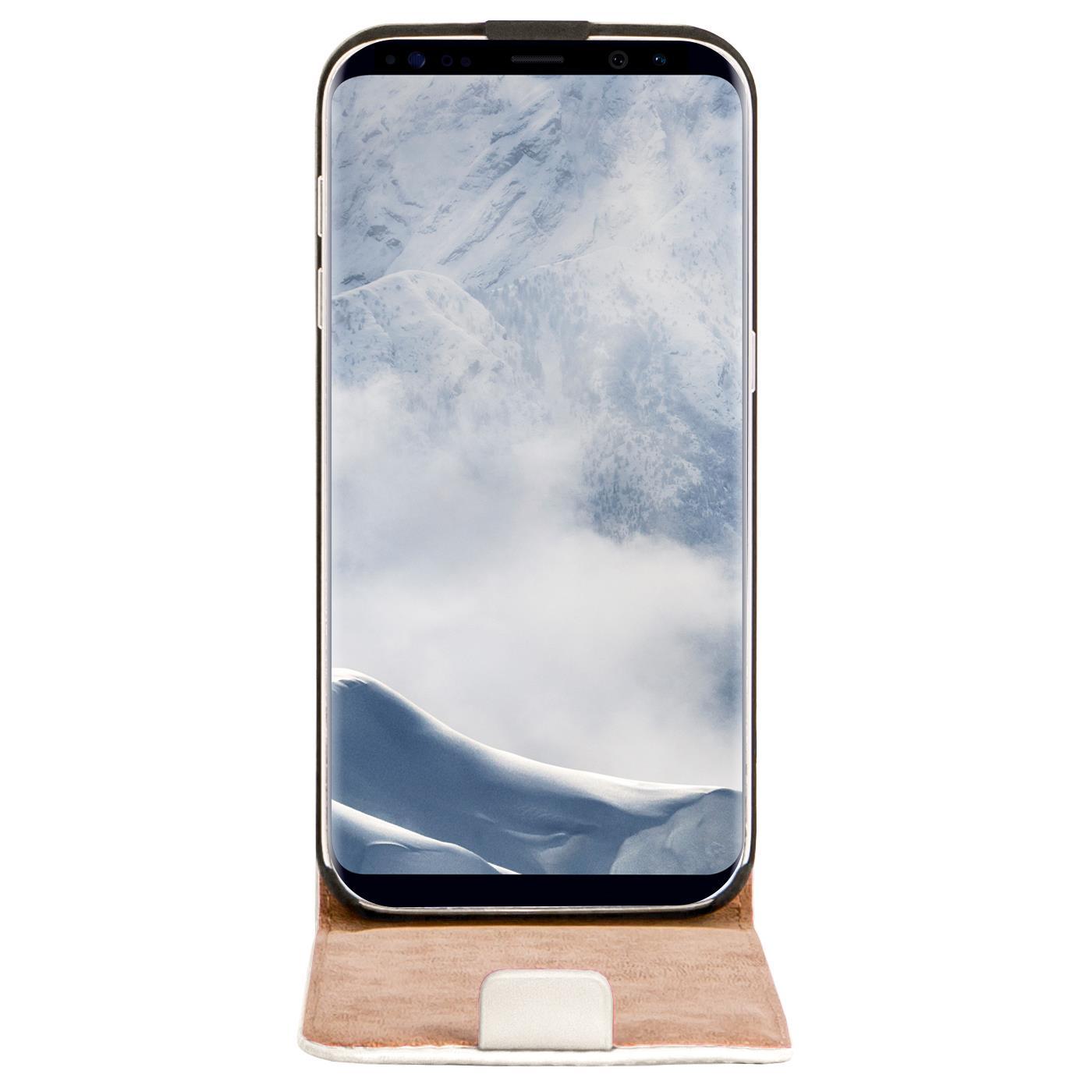 Klapphuelle-Samsung-Galaxy-Flip-Case-Tasche-Schutzhuelle-Cover-Schutz-Handy-Huelle Indexbild 34