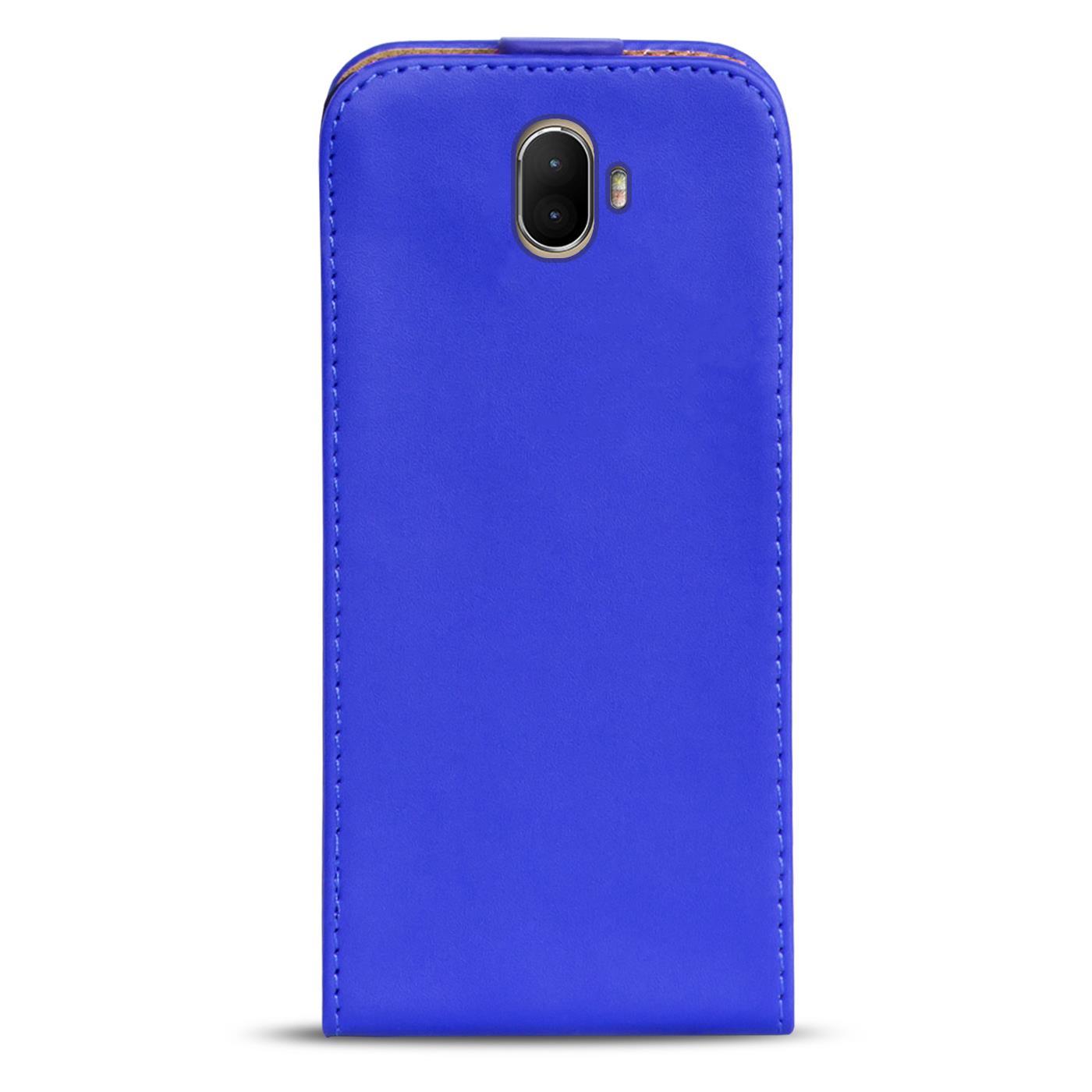 Schutzhülle für Wiko Flip Case Handy Schutz Cover Hülle Etui Tasche Klapphülle