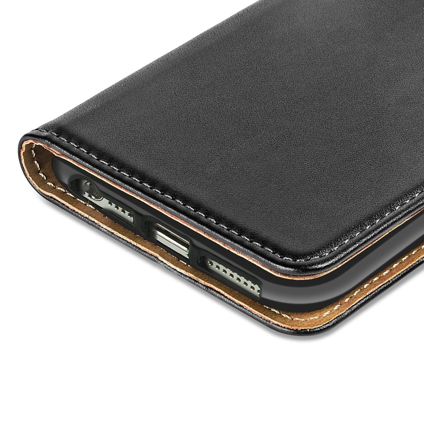 Case-Cover-Apple-iPhone-5-5S-SE-Magnetic-Flip-PU-Leather-Wallet-Holder-Shell-Bag thumbnail 5