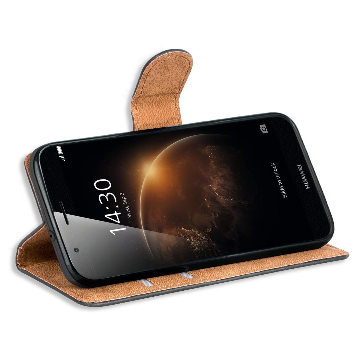 handy h lle f r huawei y5 ii y6 2 compact case schutz. Black Bedroom Furniture Sets. Home Design Ideas