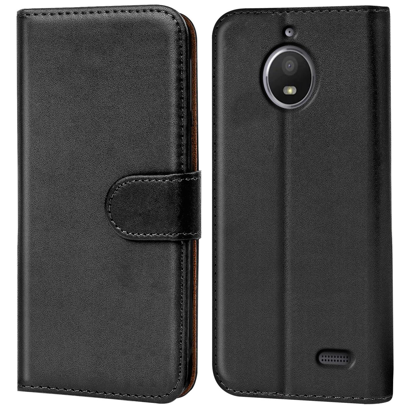 Flip Case Tasche Motorola Lenovo Handyhülle Handy Book Case Hülle Etui Bumper
