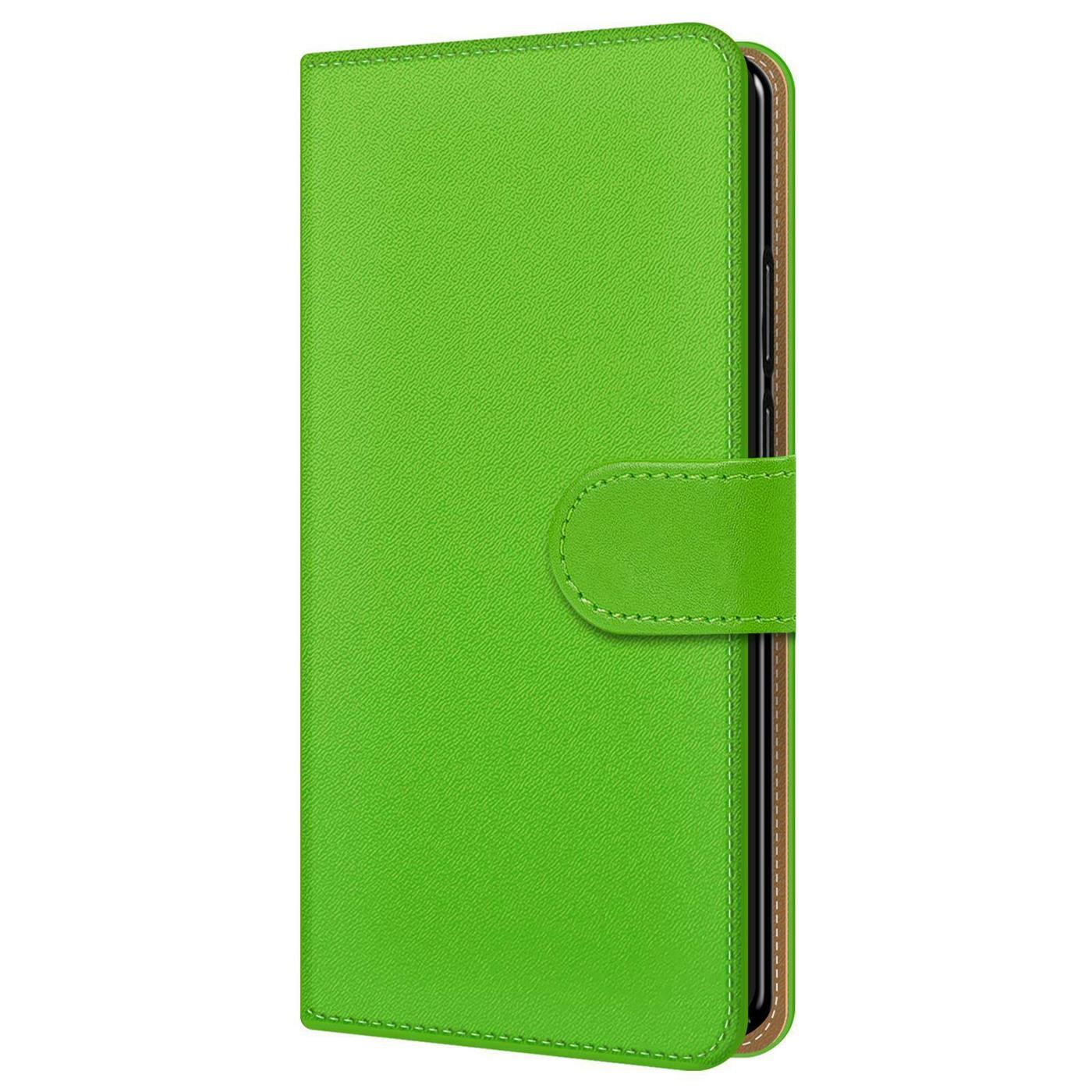 Samsung-Galaxy-A7-2018-Handy-Klapp-Tasche-Schutz-Huelle-Book-Flip-Cover-Case-Etui Indexbild 17
